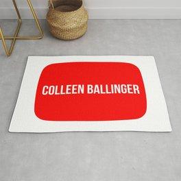Colleen Ballinger Rug