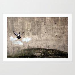 Bird/Wall Art Print