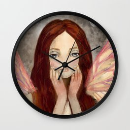 Magyk Wall Clock