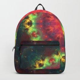 Halo Nebula Mandala Backpack