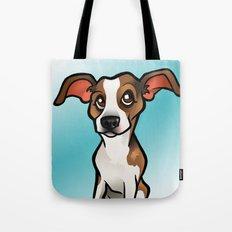 Miso (Beagle) Tote Bag