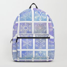 Winter Window Backpack