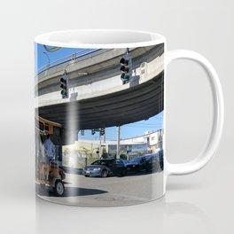 Catching a Ride Coffee Mug
