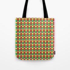 Happy Honeycombs Tote Bag