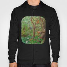 A Day of Forest (1). (walk into the forest) Hoody