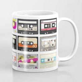 Cassettes (mixtape love) Coffee Mug