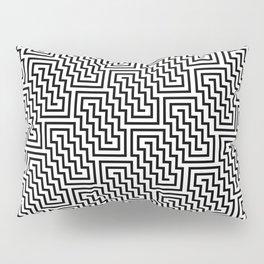Op Art 150 Pillow Sham