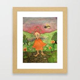 Zenergy Framed Art Print