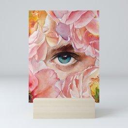 The Seeker Mini Art Print