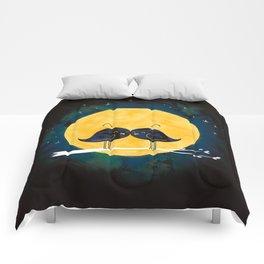 Moonstache Comforters