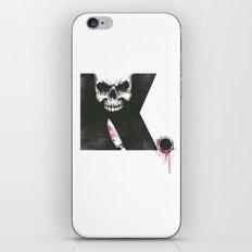 Conversation Killer  iPhone & iPod Skin