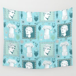 Ancient Greece Wall Tapestry