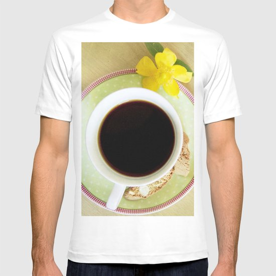 Coffee Time 3 T-shirt