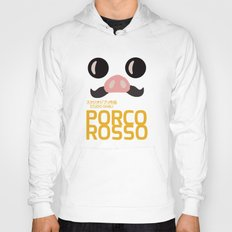 Porco Rosso - Miyazaki - Alternative Cartoon Poster Hoody