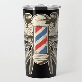 Barber Accessories   Beard Hairdresser Travel Mug