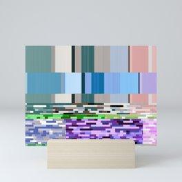 Tidal High-rise Mini Art Print