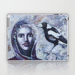 Sacred Messengers Whispering Laptop & iPad Skin