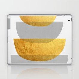 Abstract Golden Art XX Laptop & iPad Skin
