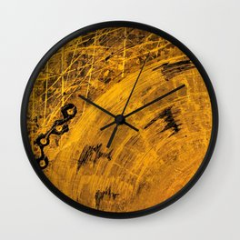 A Day In The Life - a tribute to the fab 4 (5) Wall Clock