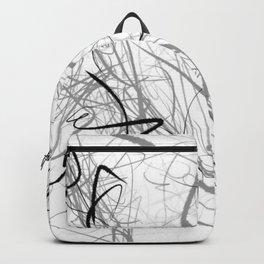 Crazy lines Backpack