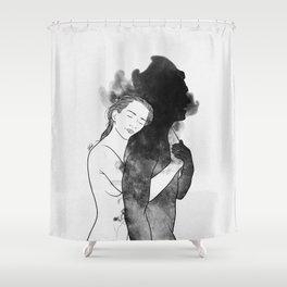 Sweet surrender. Shower Curtain