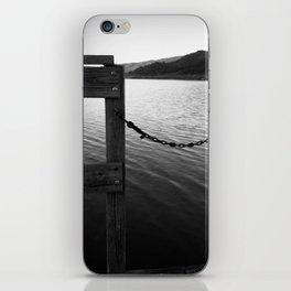WHITE&BLACK iPhone Skin