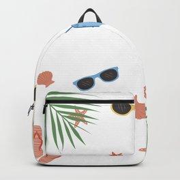 Summer beach - relax Backpack