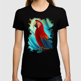 Technicolor Macaw T-shirt