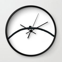 BOOB Wall Clock