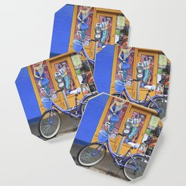 New Orleans Frenchman Bicycle Coaster
