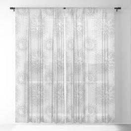 Day & night Sheer Curtain