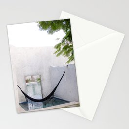 Relax & Recharge - Mindful Corner in Mexico Stationery Cards