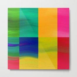 Color-emotion II Metal Print