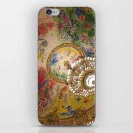 Opera Garnier Paris iPhone Skin