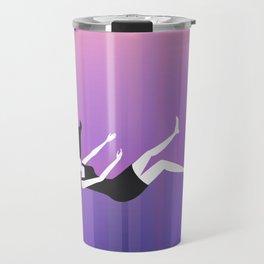Falling Travel Mug