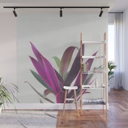 Boat Lily Wall Mural