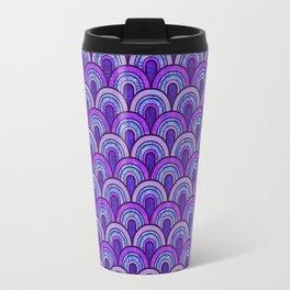 60's Patterns 2 Travel Mug