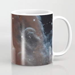 illuminated reins of the nebulous horse | space #11 Coffee Mug