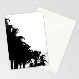 Palm tree Line up! Stationery Cards