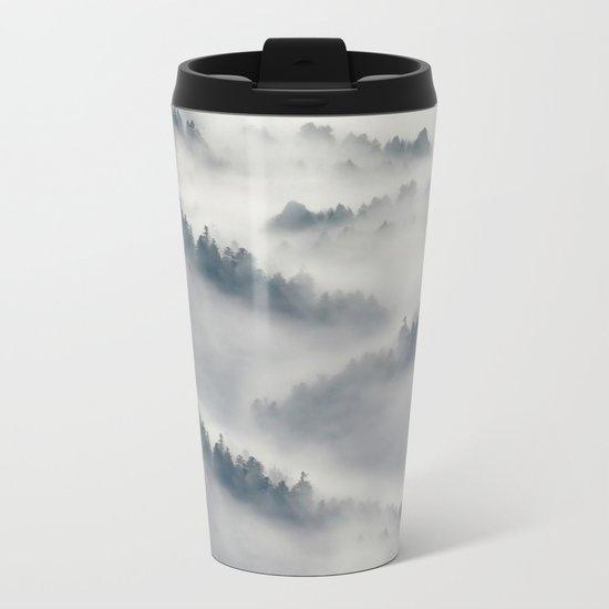 The Fog Metal Travel Mug