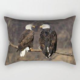 The Pair Rectangular Pillow