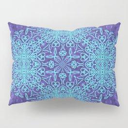 Blue Resonance Pillow Sham