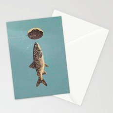 Irresistible Bait  Stationery Cards