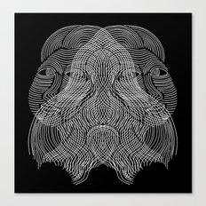 Inner Line Canvas Print