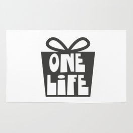 One Life Rug