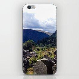 Glendalough, Ireland iPhone Skin
