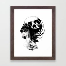 ✖ ソウルメイト (¯`v´¯)`.¸.´Soul Mates.¸.`۶ Framed Art Print