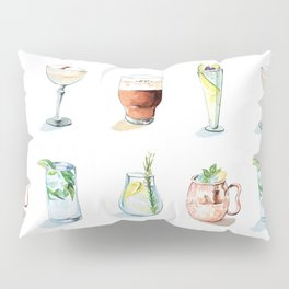 Cocktail season! Pillow Sham