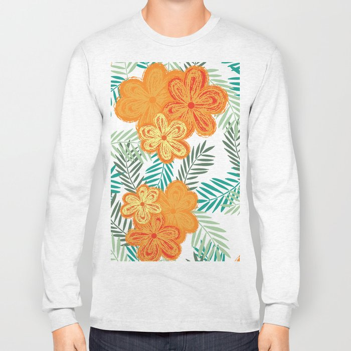 Graphic Garden 6 Long Sleeve T-shirt