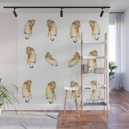 Cat Composite Wall Mural